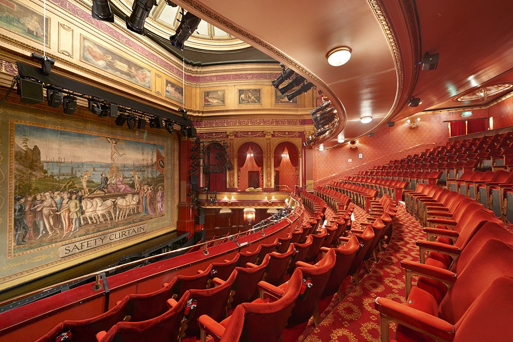 The Phoenix Theatre auditorium