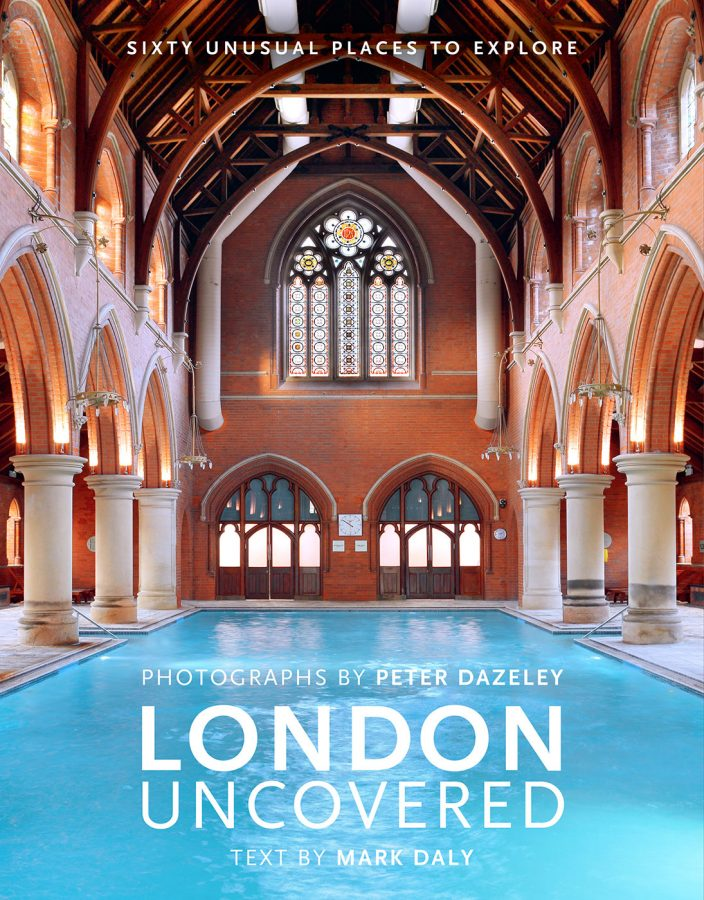 London Uncovered Book Cover