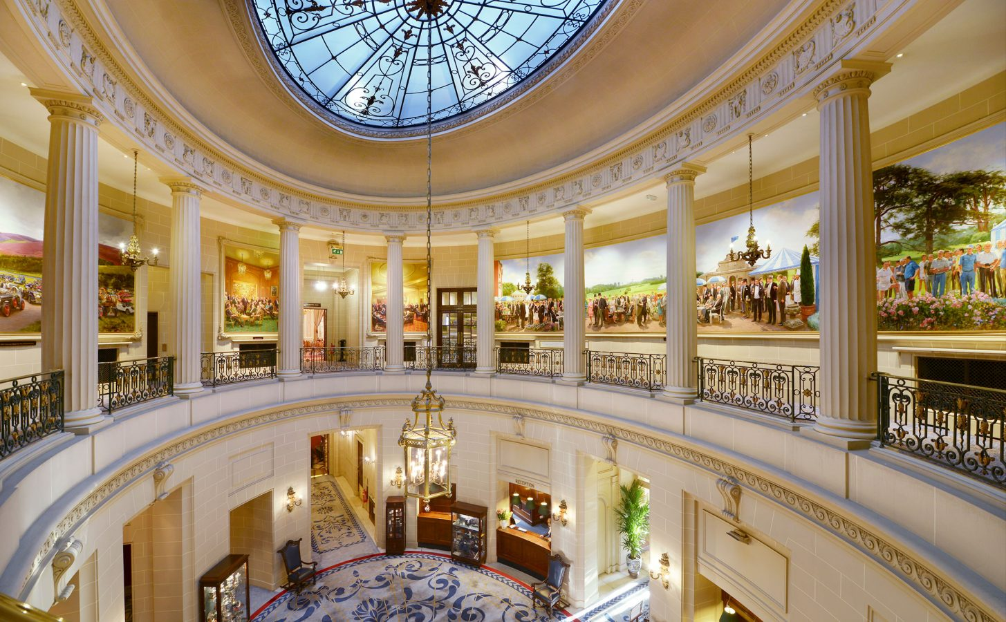 RAC Club Rotunda