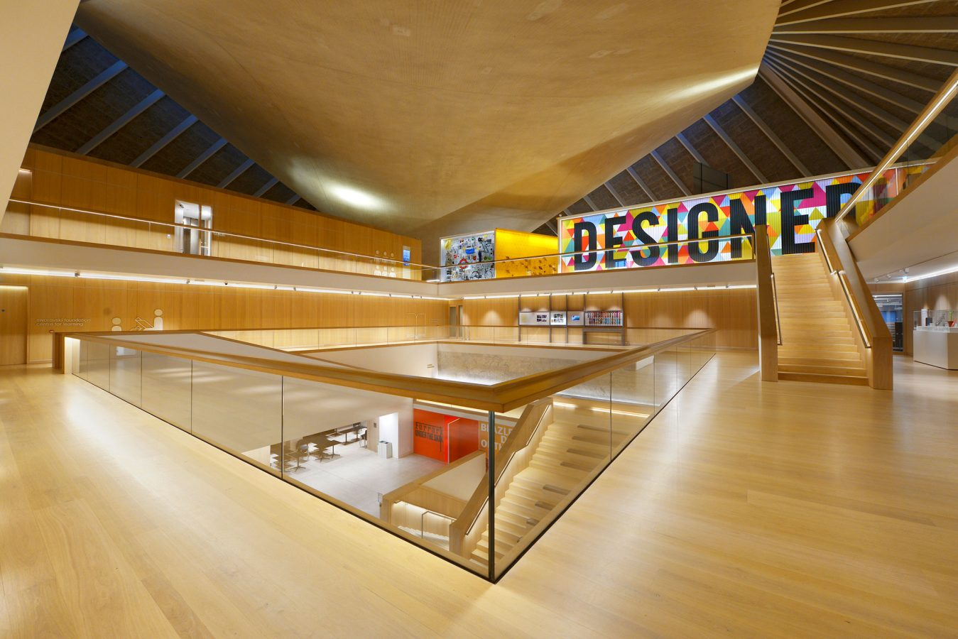 The Design Museum Atrium