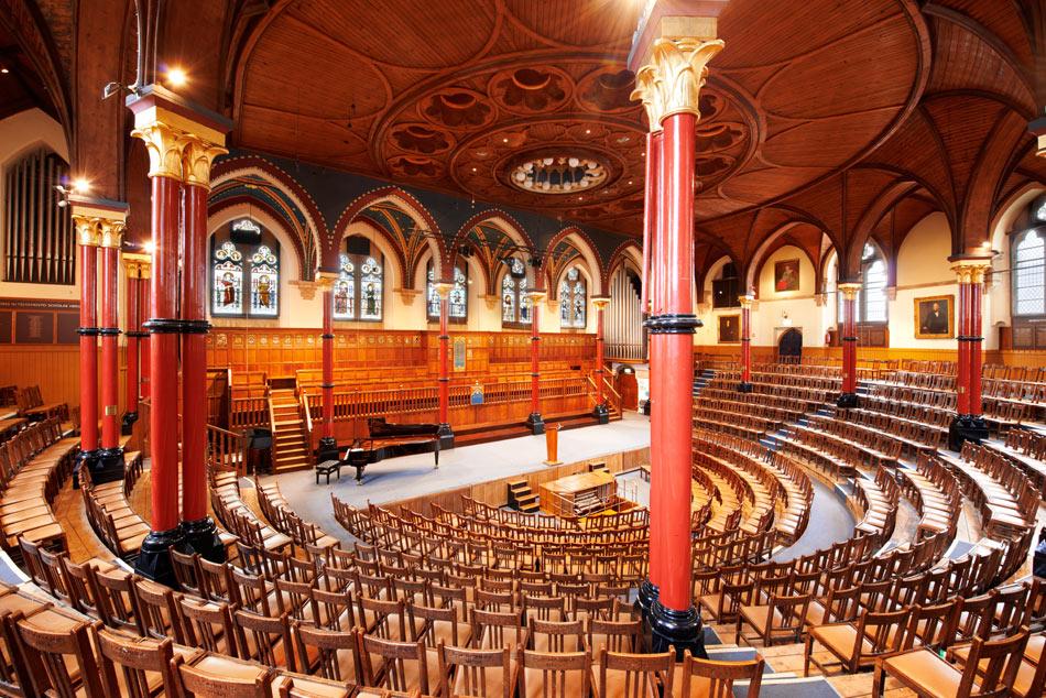 Harrow School -Speakers Room