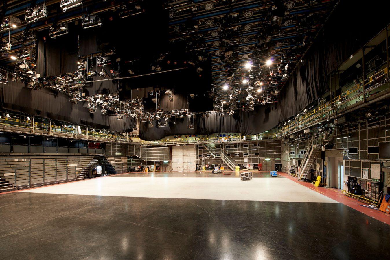 BBC Studios TC1 BBC