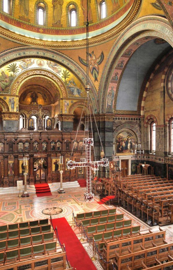 St Sophia's Greek Orthodox Cathedral