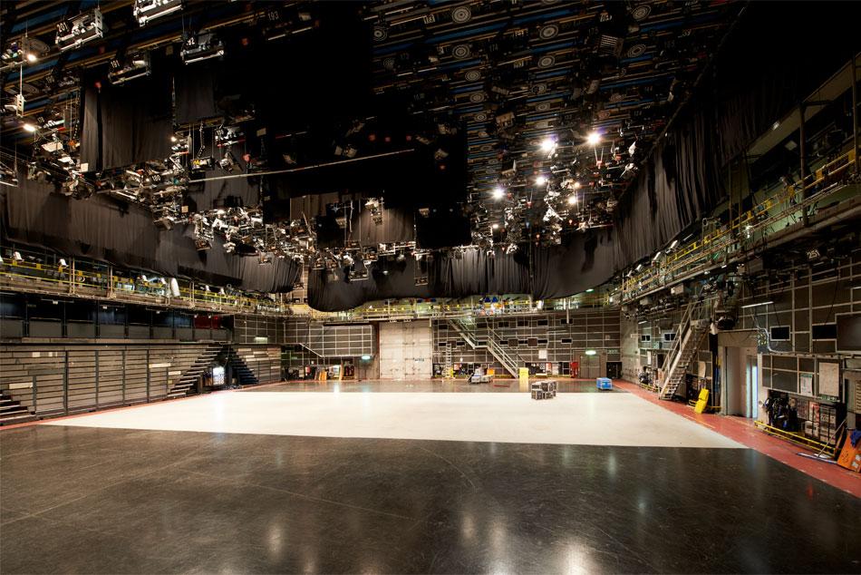 Studio TC1 BBC