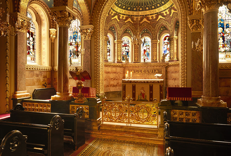 The Chapel of St Christopher Great Ormond Street Hospital for Children