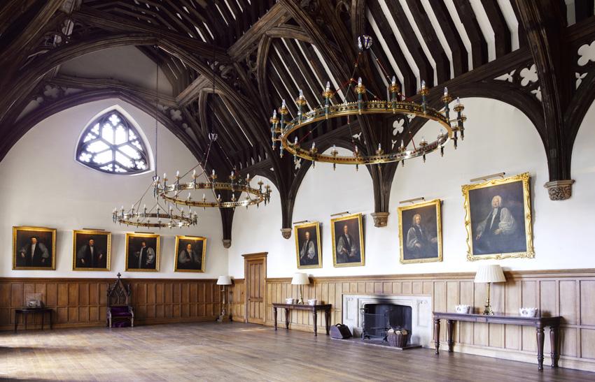 The Guard Room - Lambeth Palace