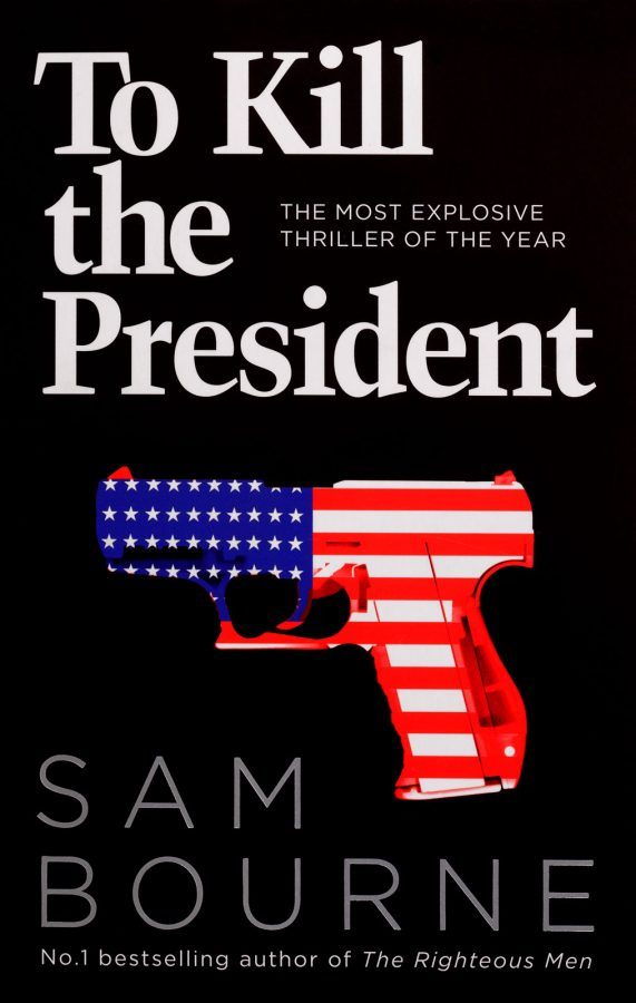 To Kill The President Book Stars and Stripes Gun