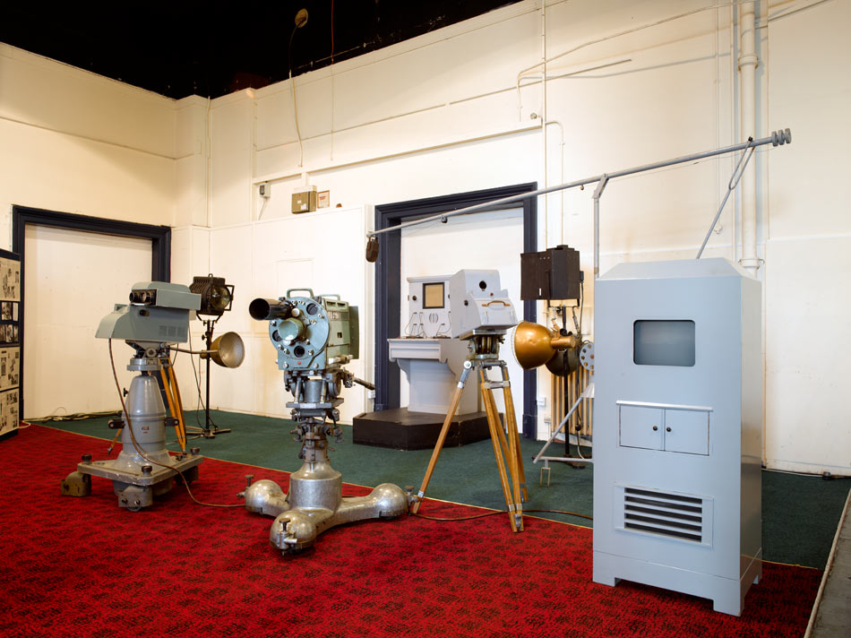 Transmitter Hall-1940s
