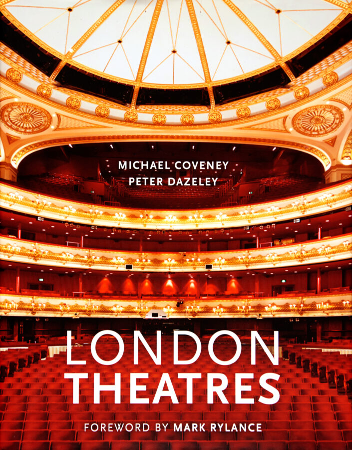london theatres book cover