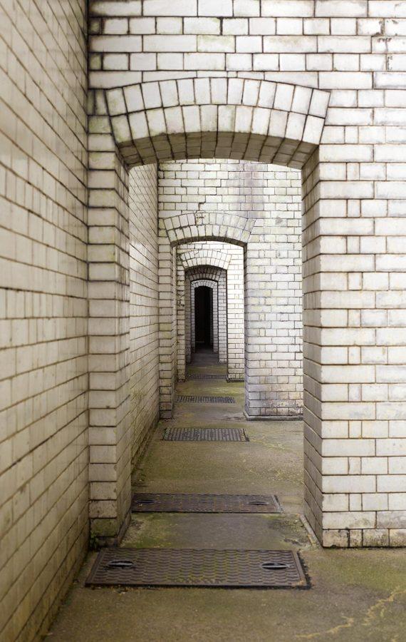 The Old Bailey - dead man's walk