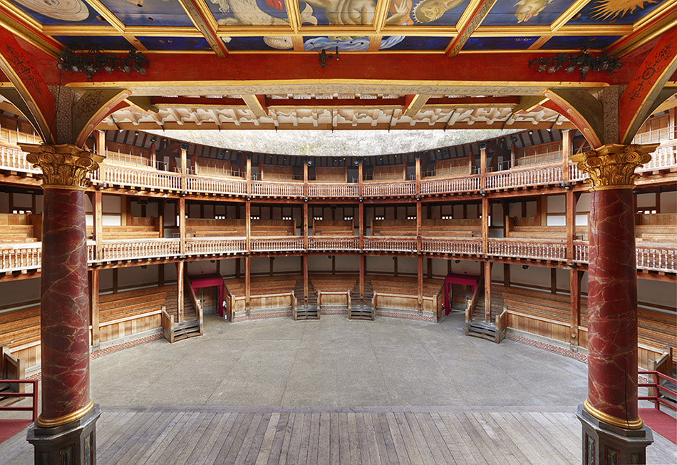 Actor's View Shakespeare's Globe
