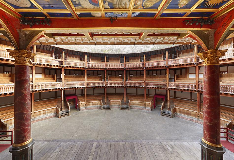 Actor's View Shakespeare's Globe
