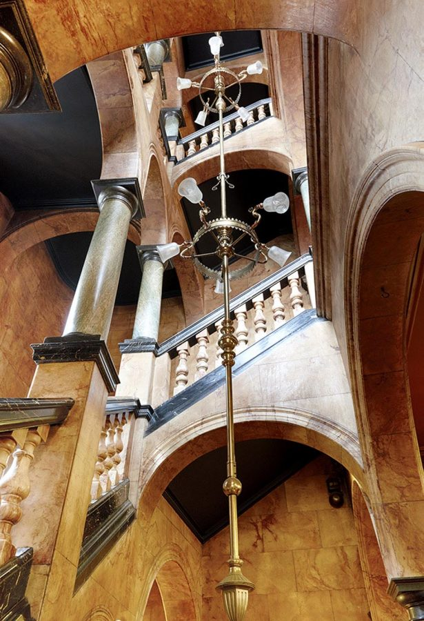 Principle staircase Palace Theatre
