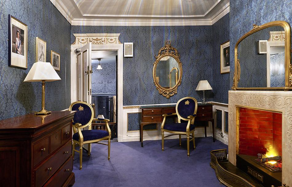 Theatre Royal Haymarket Royal Receiving room