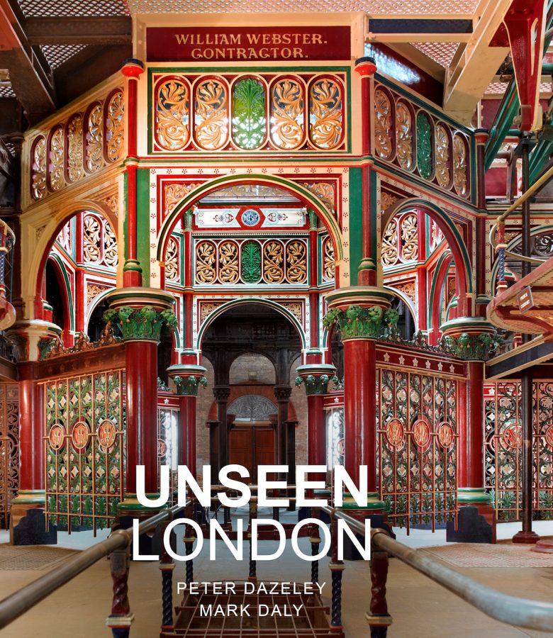 UNSEEN LONDON Crossness Main Pump Room