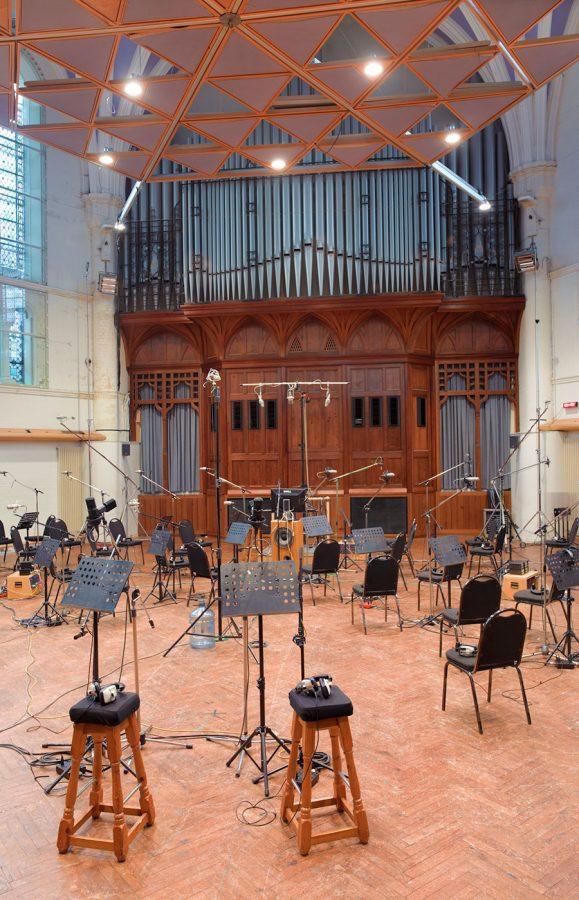 Air Studios Lyndhurst Hall