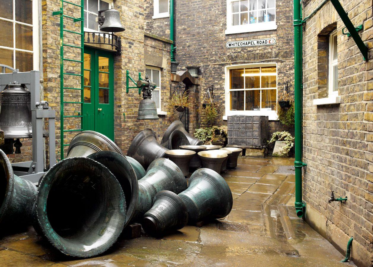 Whitechapel Bell Foundry Courtyard
