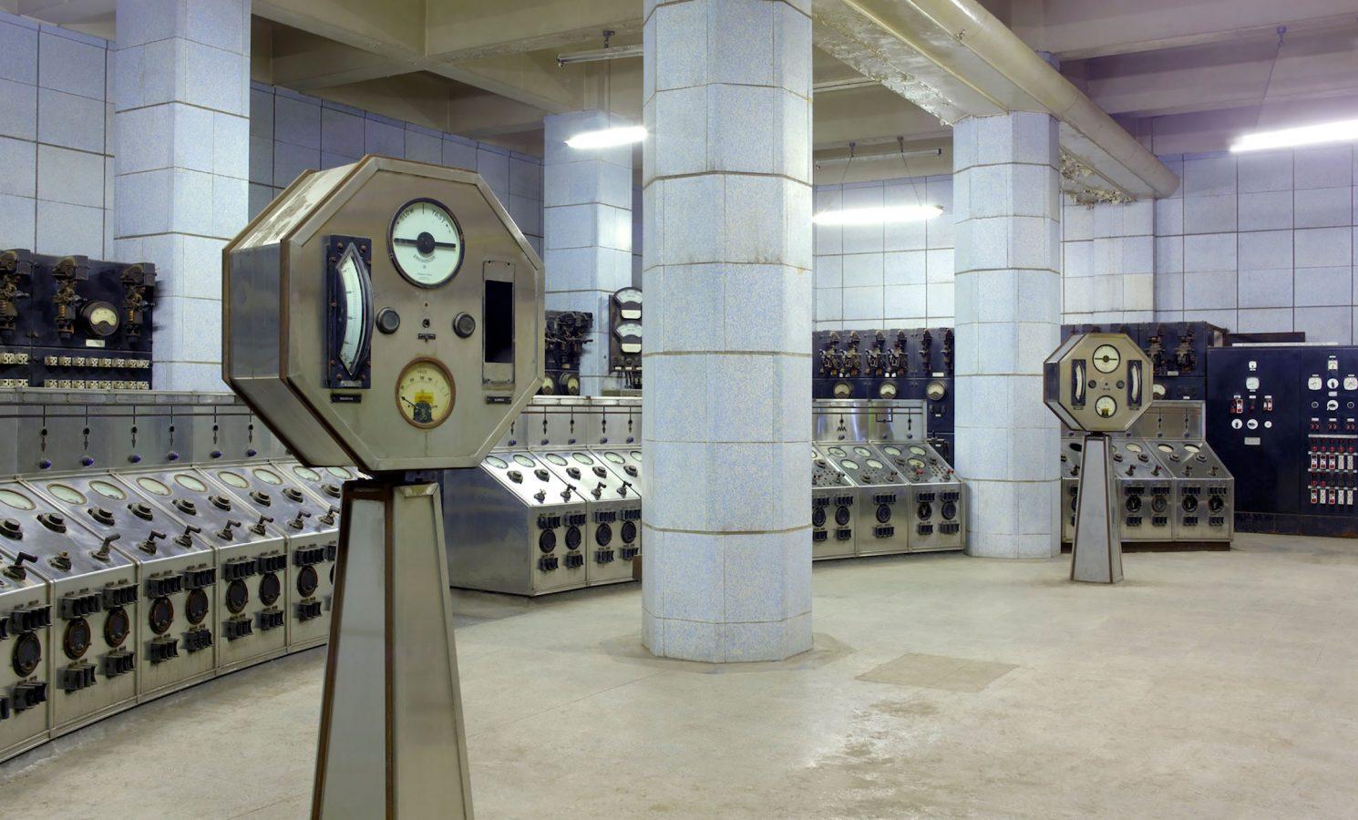 Battersea Power Station Control Room B Side
