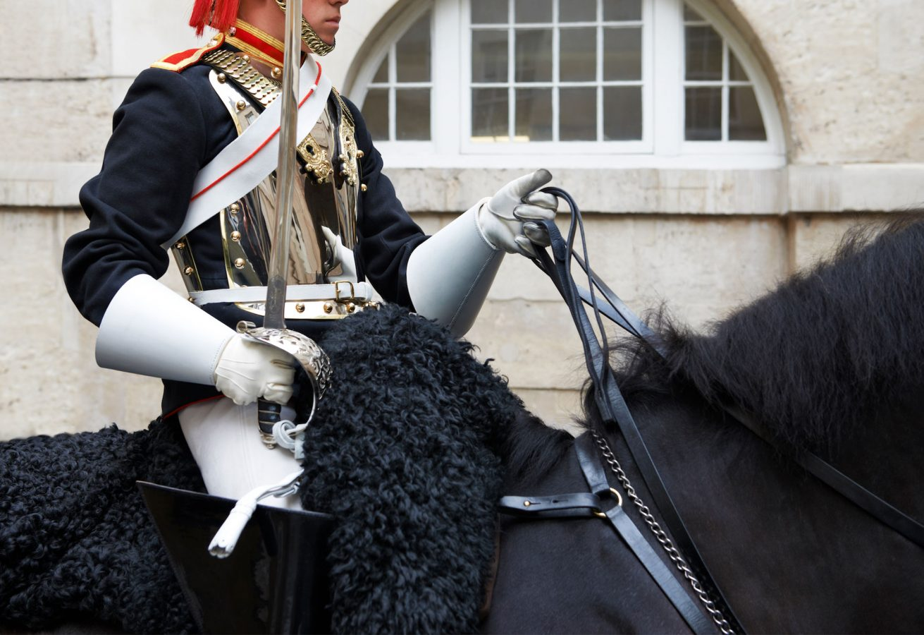 Horse Guards Blues And Royals