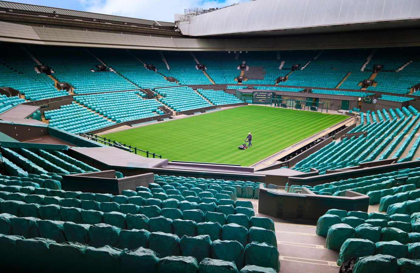 All England Lawn Tennis and Croquet Club Centre Court
