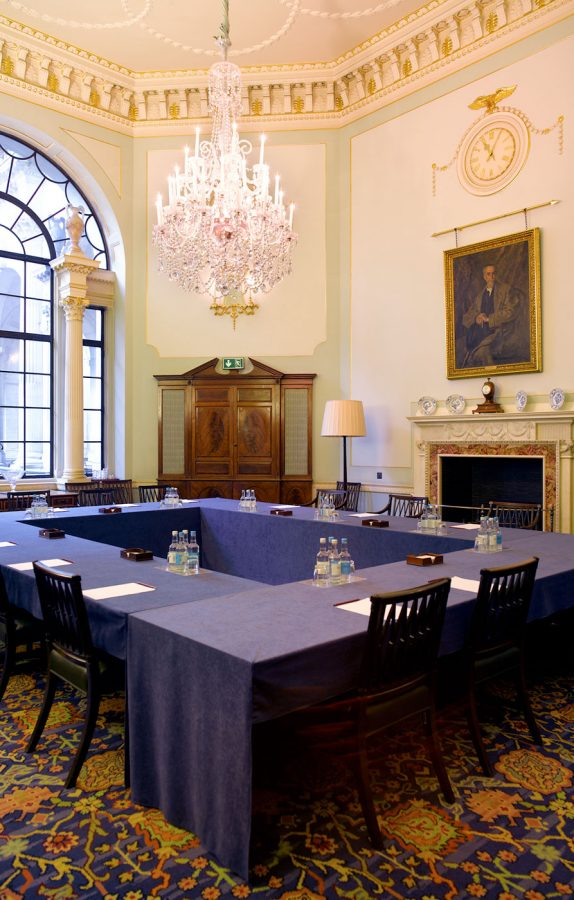 Bank of England First Floor Committe Room