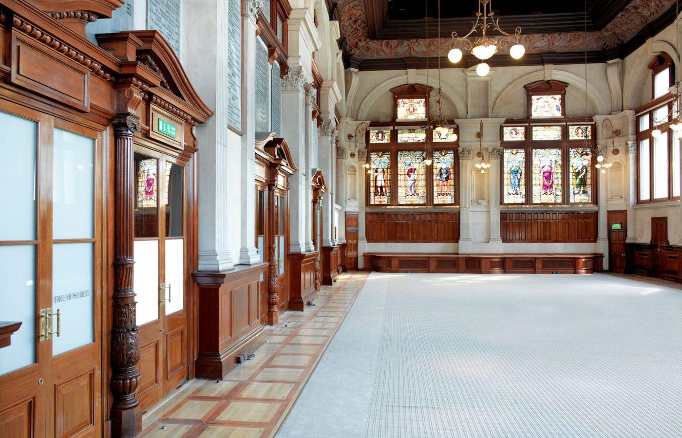 City of London School Great Hall