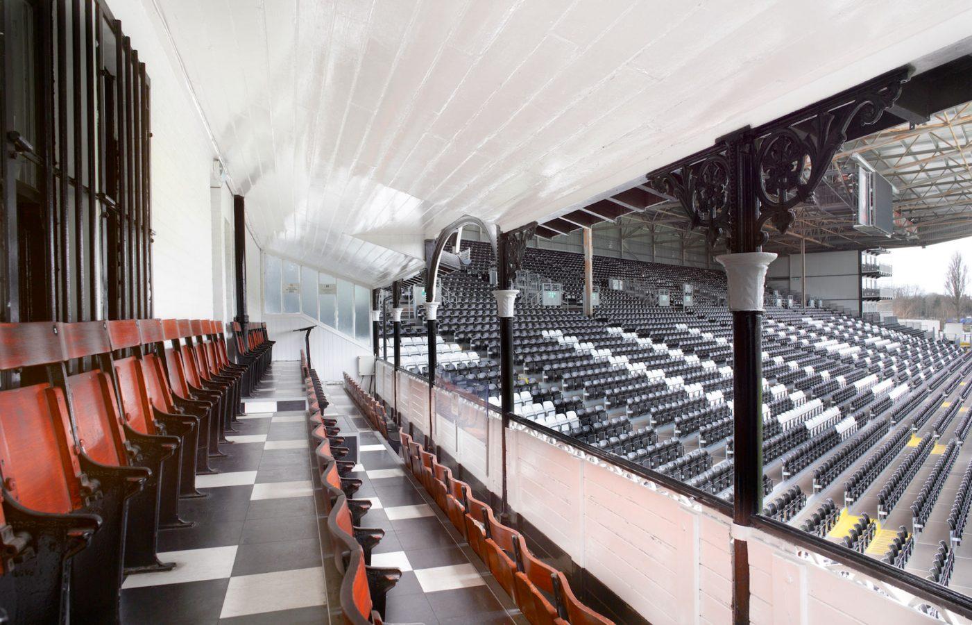 Craven Cottage Fulham Football Ground