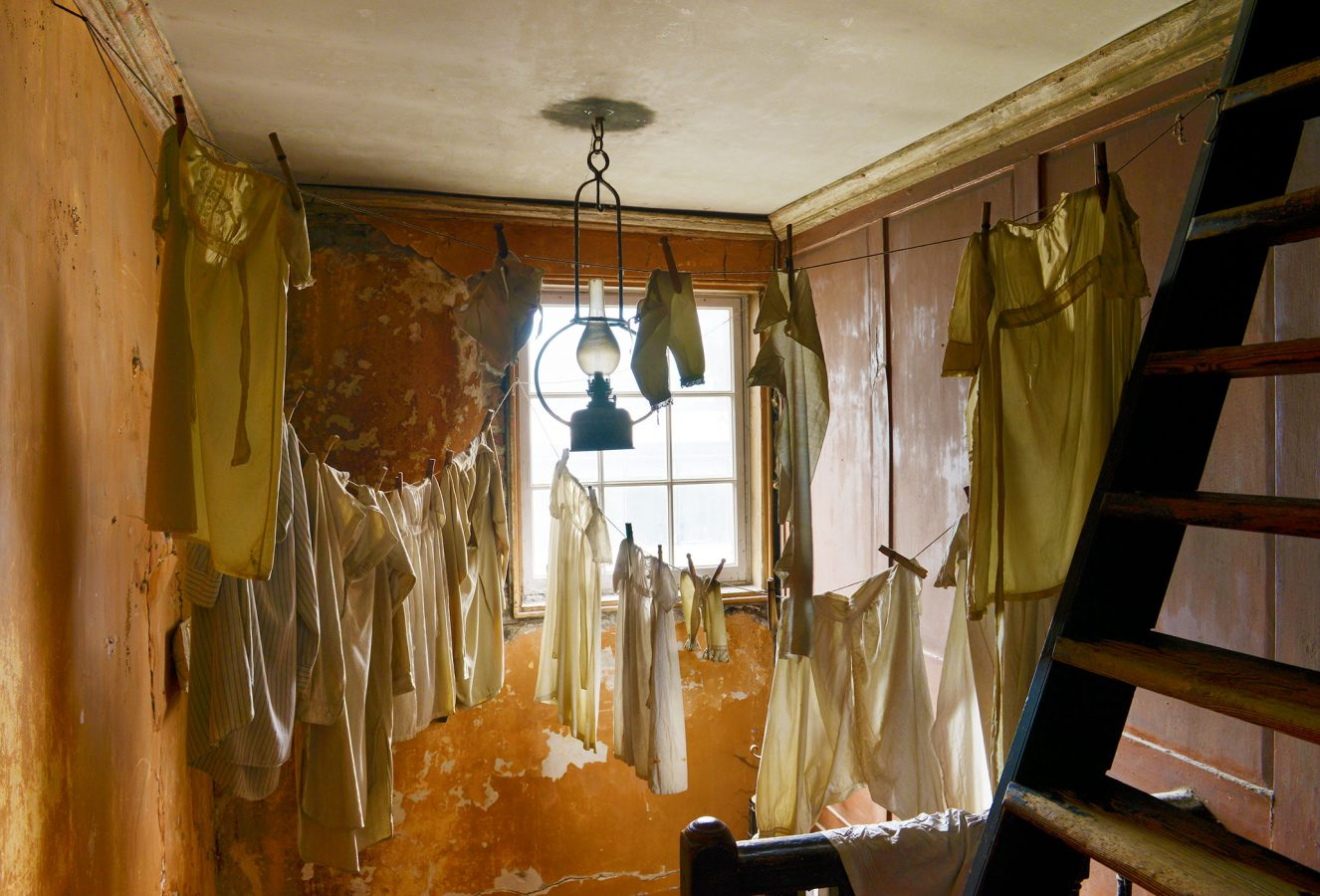 Dennis Severs House Laundry