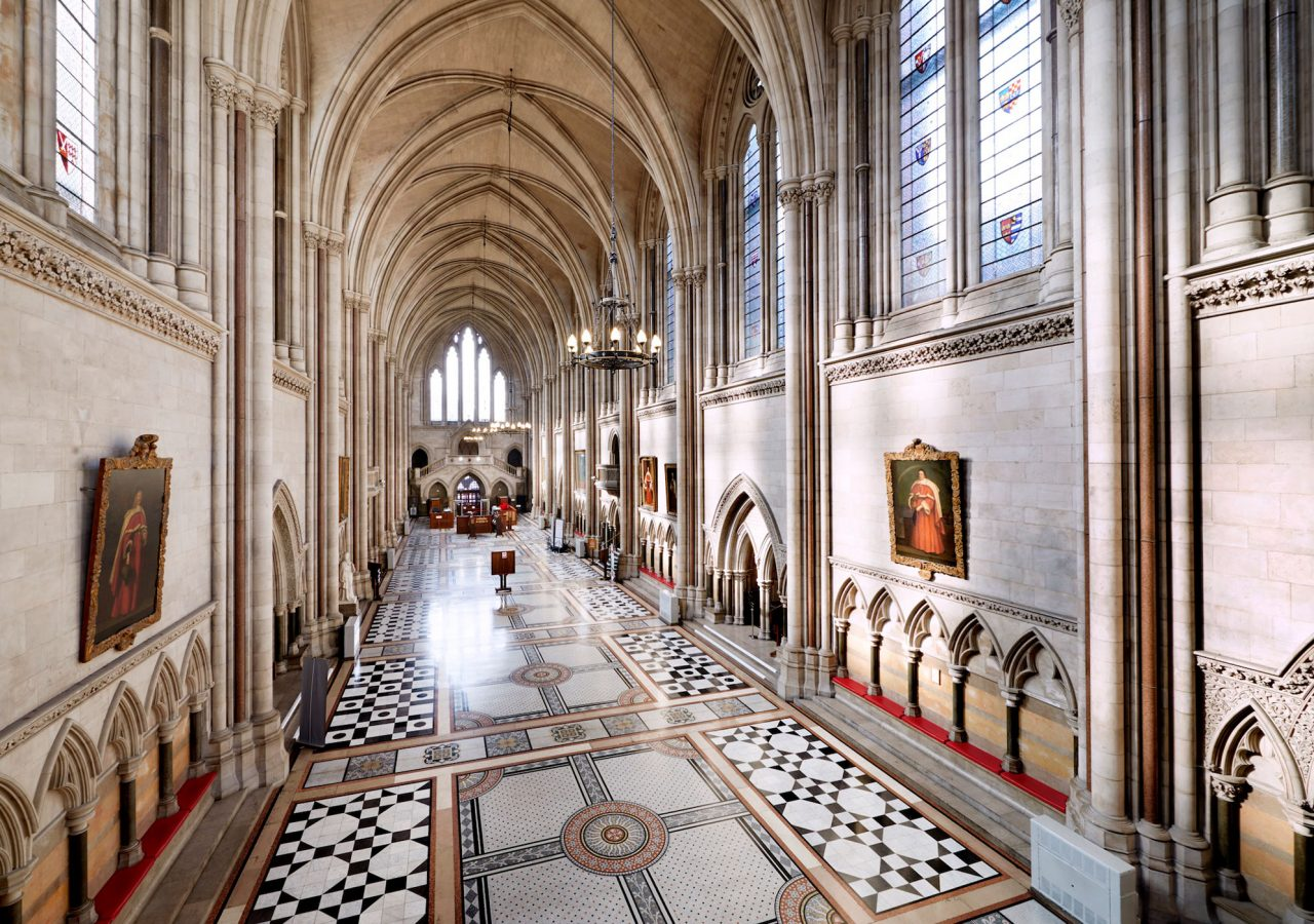 Great Hall Royal Courts of Justice