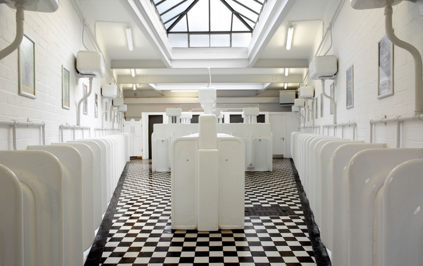 Lords Cricket Ground Gentlemens Toilets