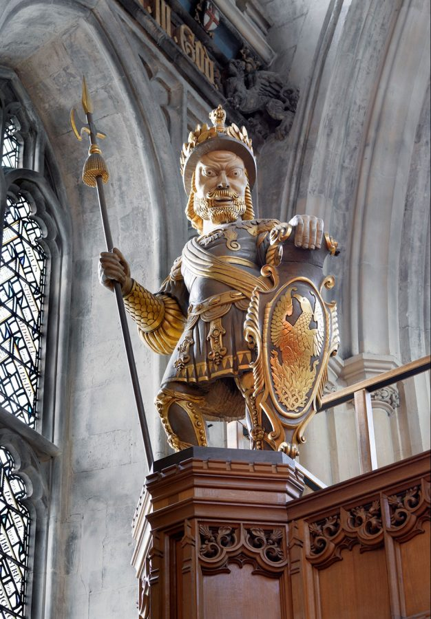 Guildhall Giant Magog