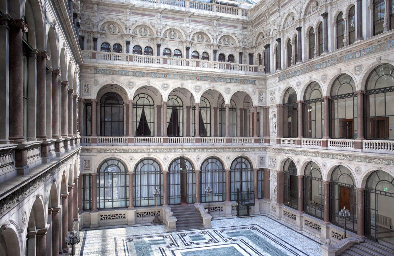 Foreign Office Durbar Court