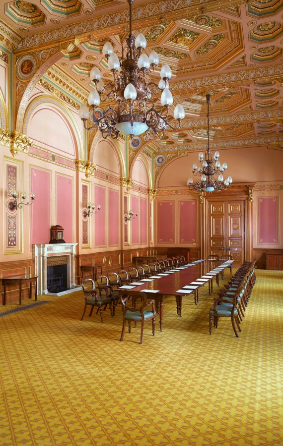 Foreign Office Locarno Suite