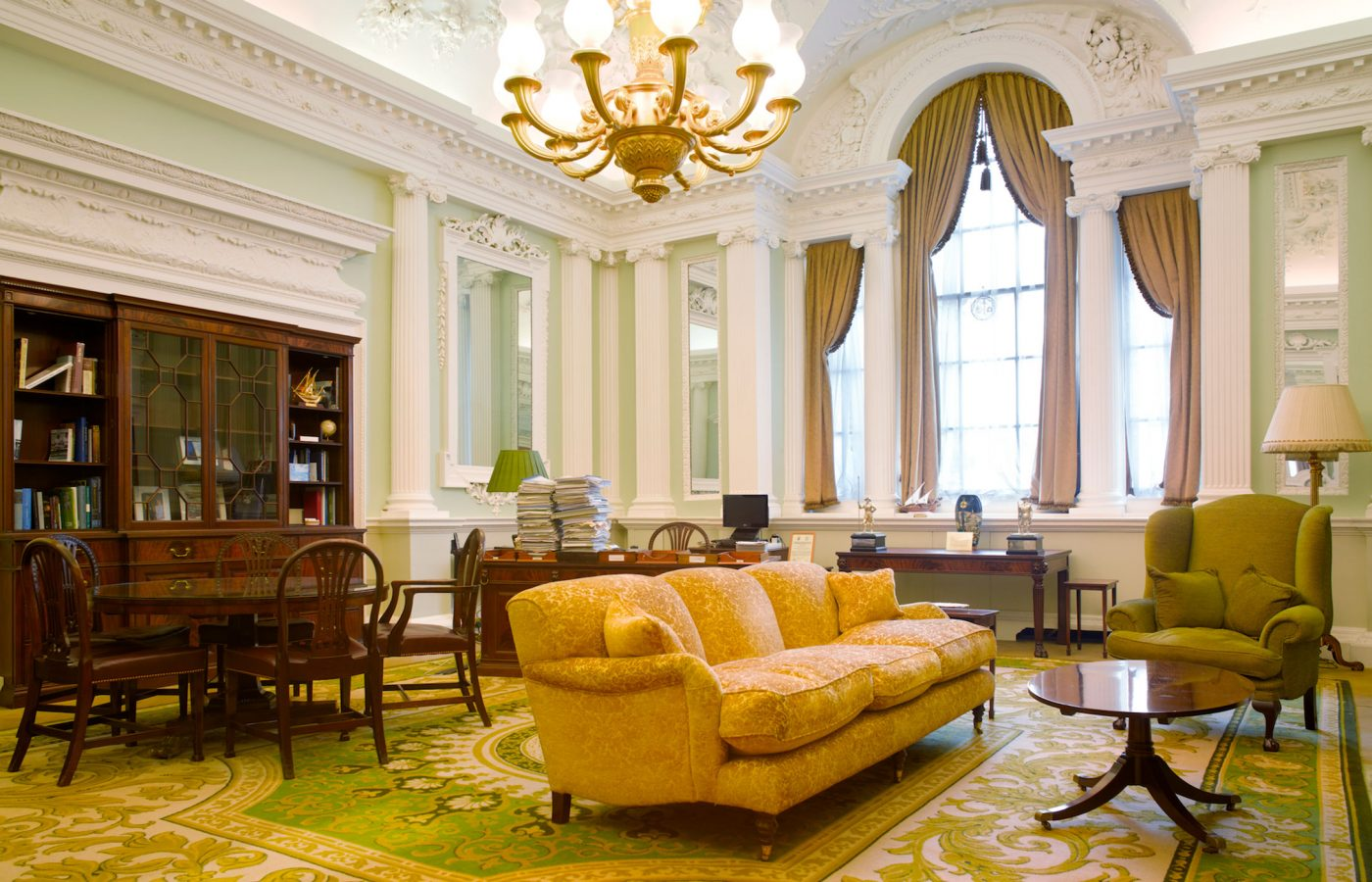 Mansion House Lord Mayors Office