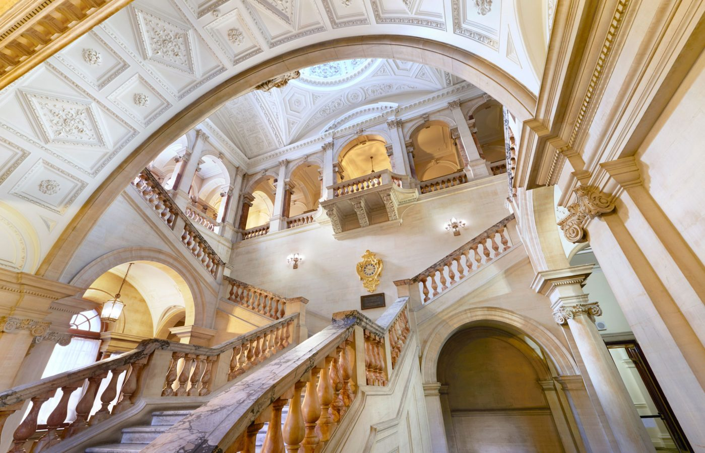The Old War Office Main Staircase
