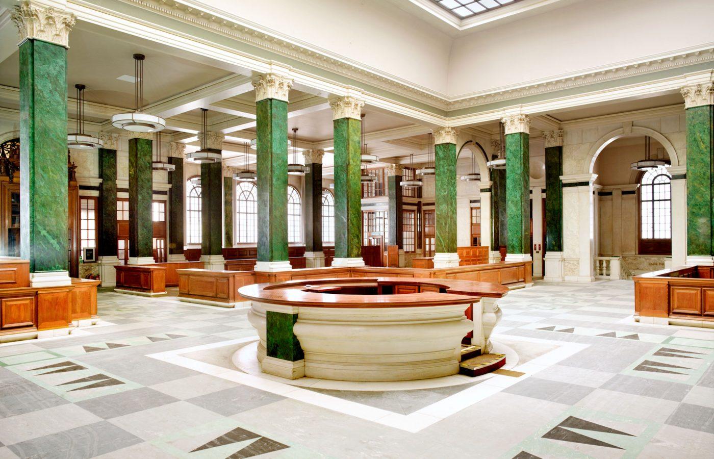 Old Midland Bank Ground Floor Reception