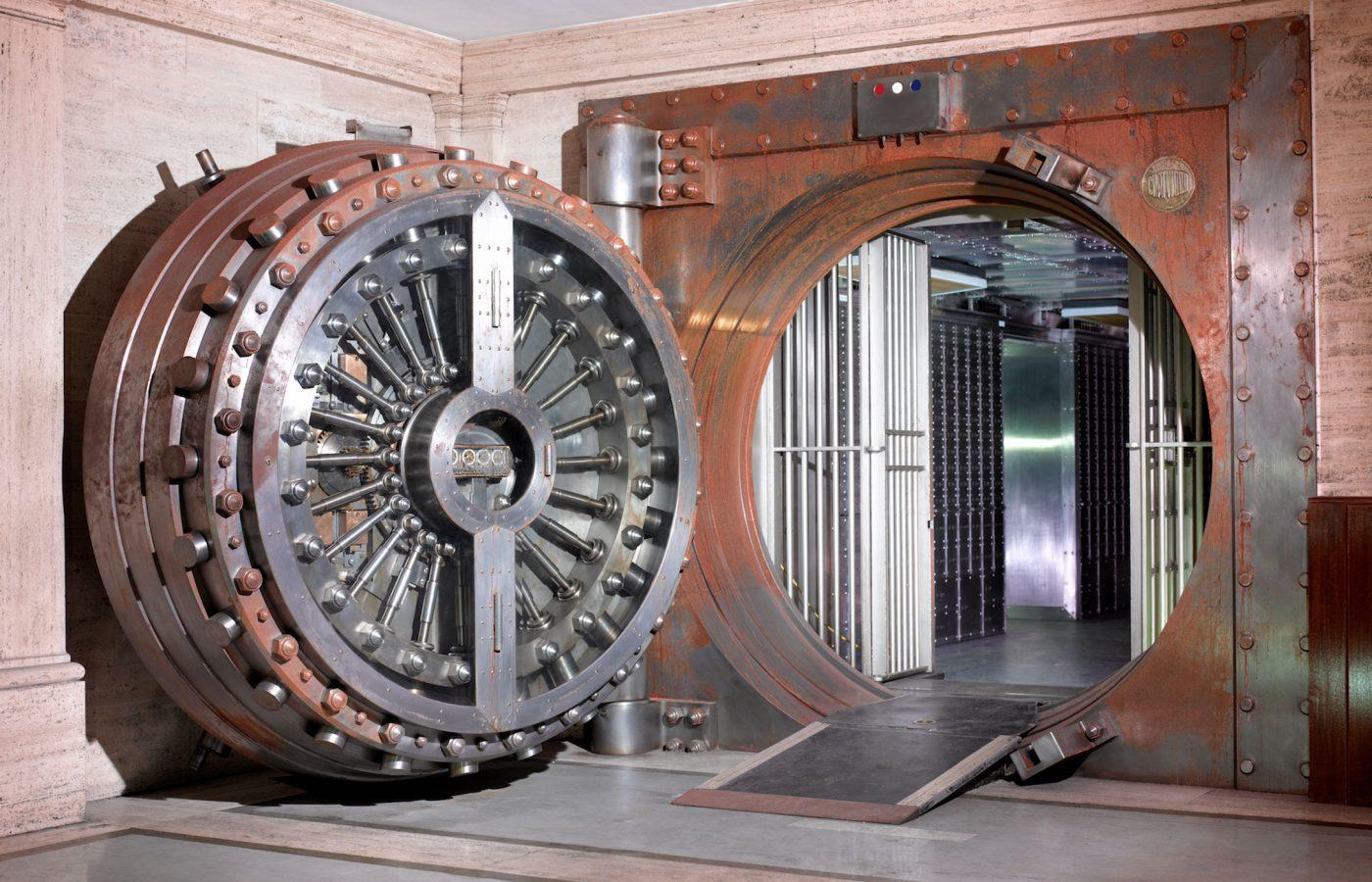 Old Midland Bank Vault