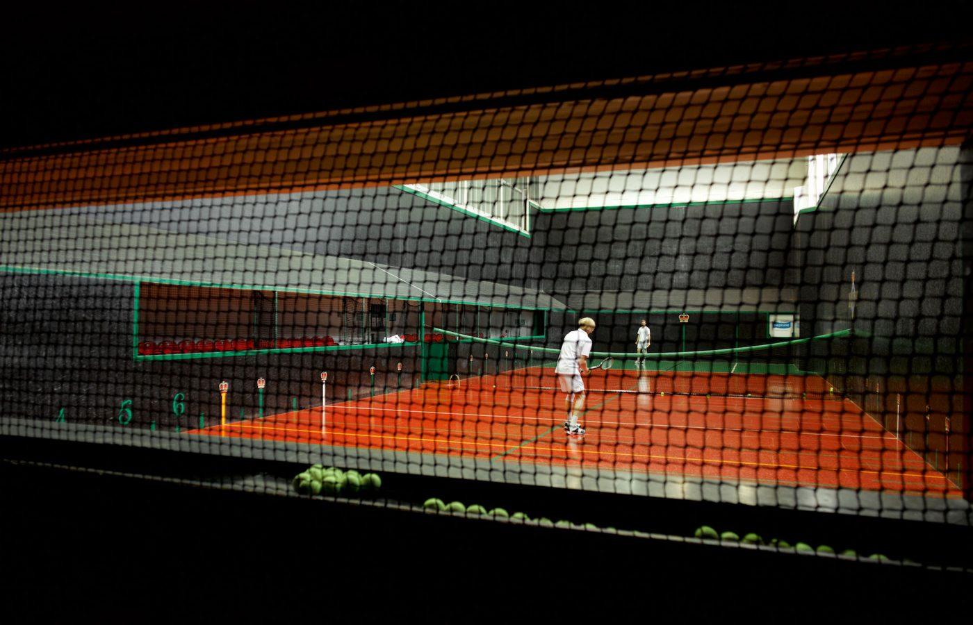 Queens Club Real Tennis Court