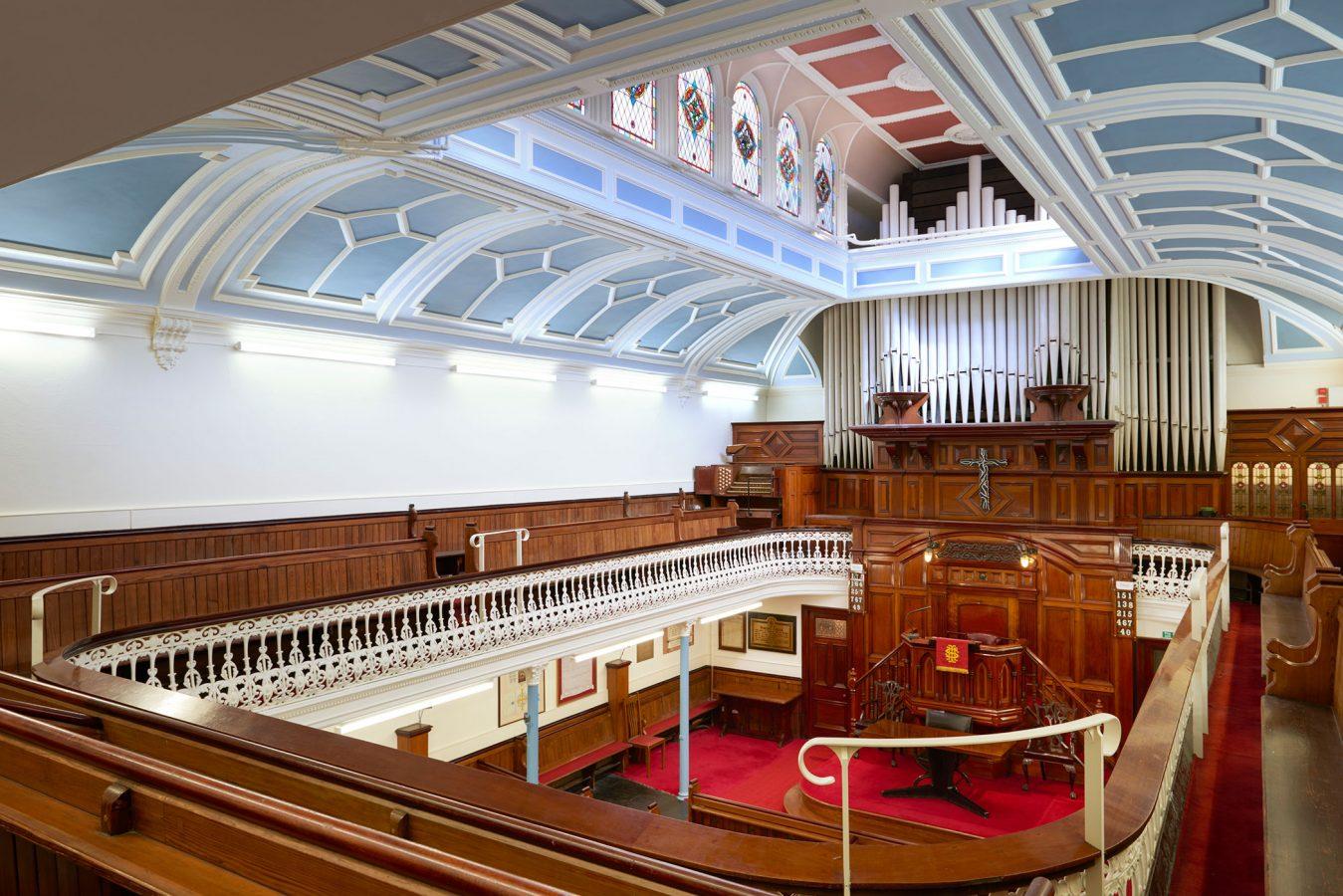 Welsh Baptist Chapel