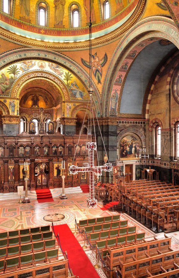 St Sophias Greek Orthodox Cathedral