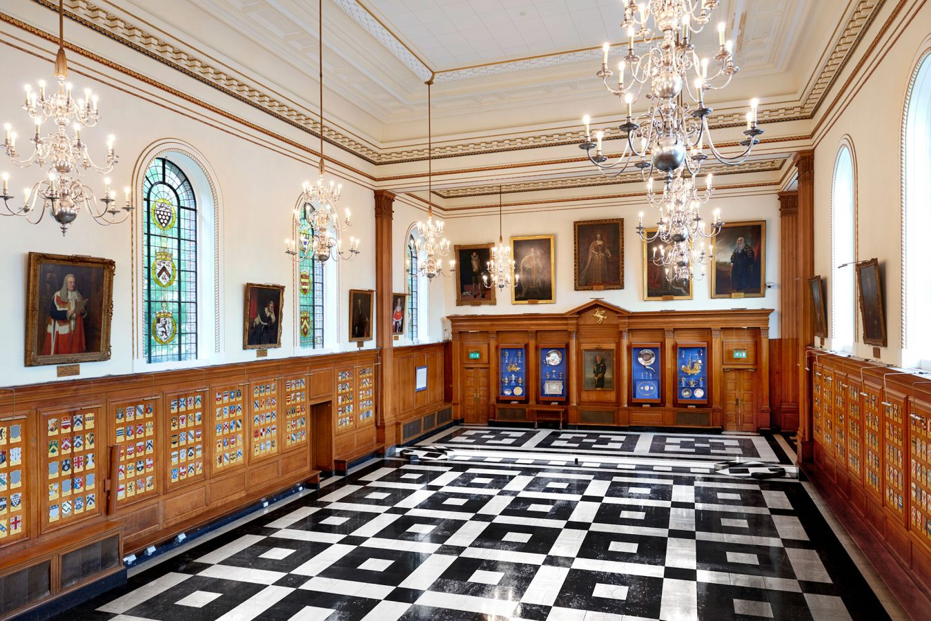 The Honourable Society of Inner Temple Hall