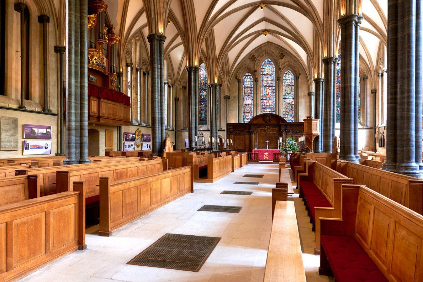 The Knights Templar Church