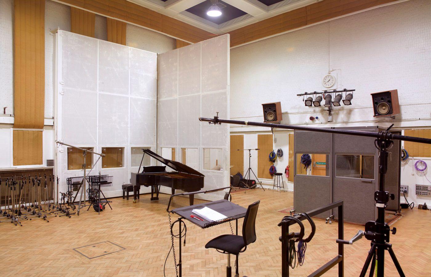 Abbey Road Studios Studio 2