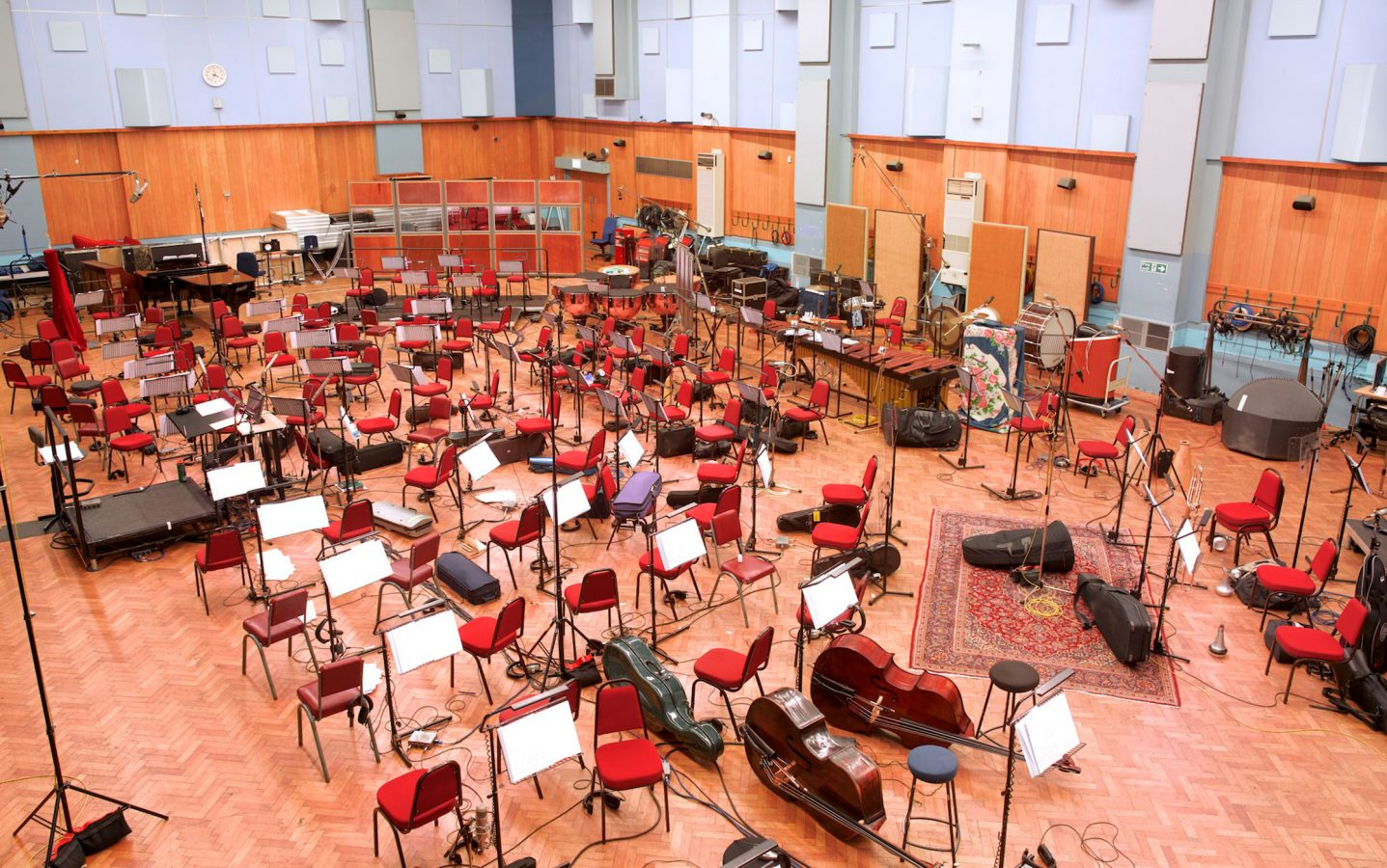 Abbey RoadStudios Studio 1