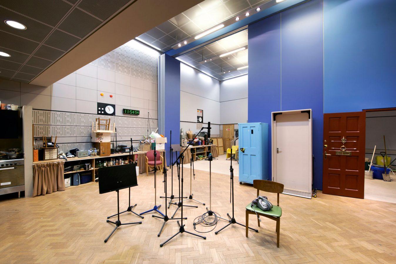 BBC Sound Effects Drama Studio BBC