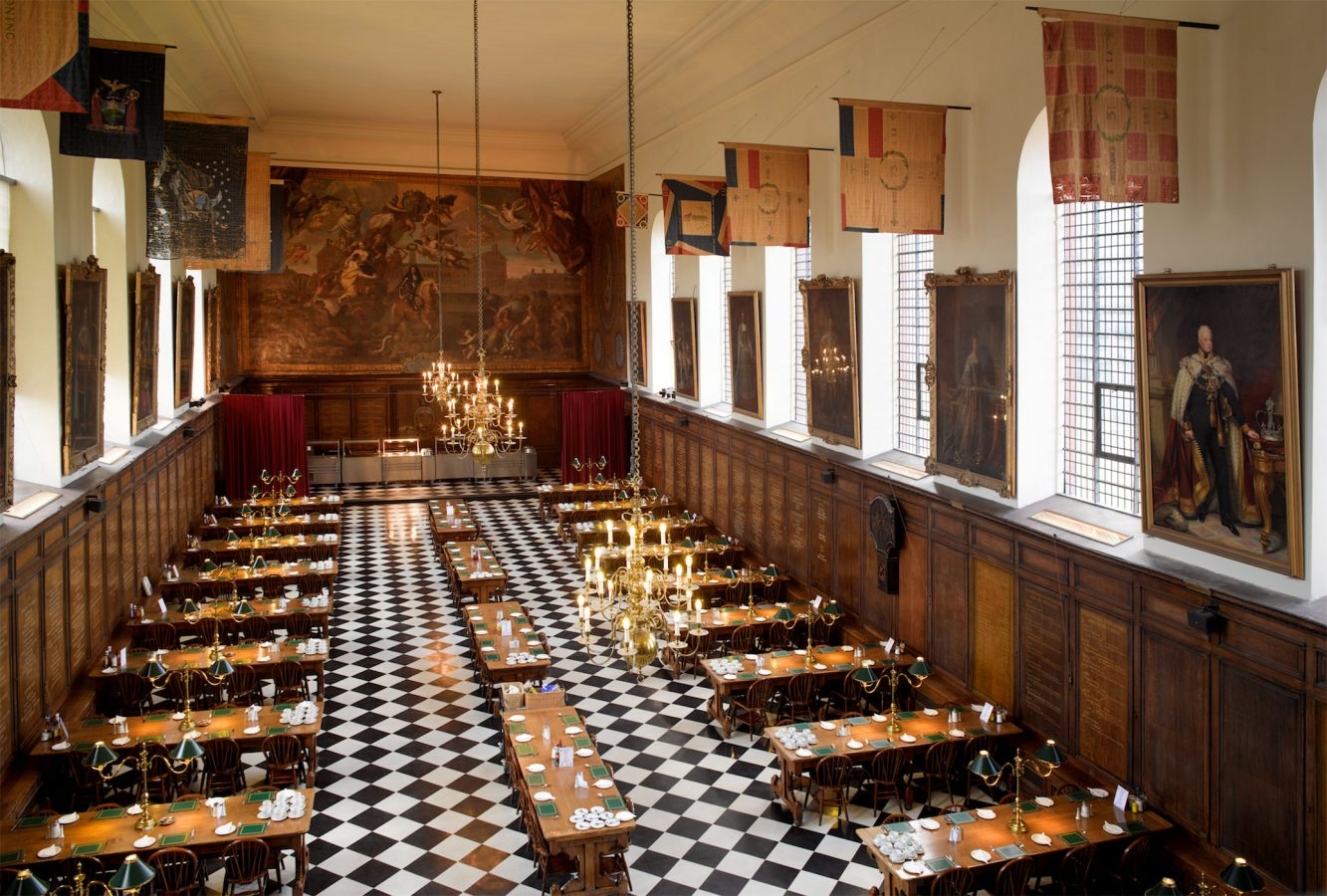 The Royal Hospital Chelsea The Great Hall