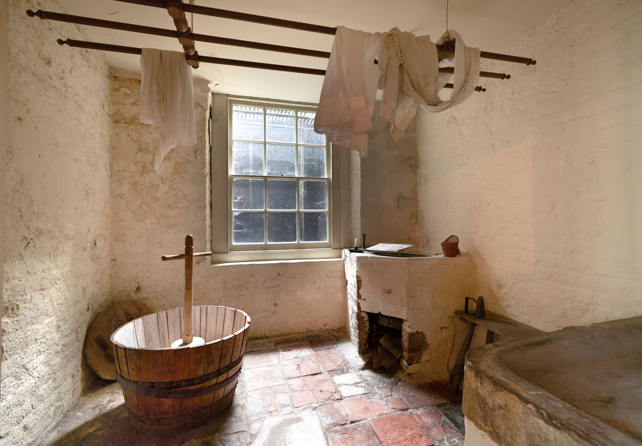 Charles Dickens Wash House