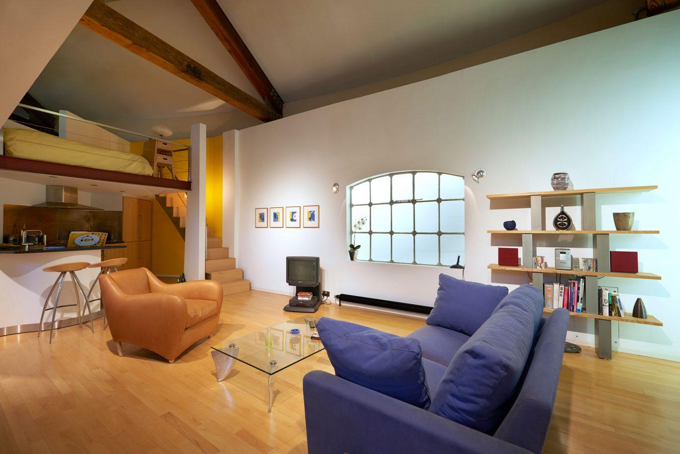 Geffrye Museum Loft Apartment 1998