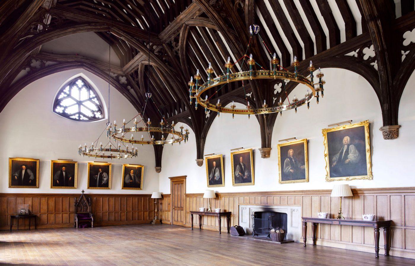 Lambeth Palace The Guard Room