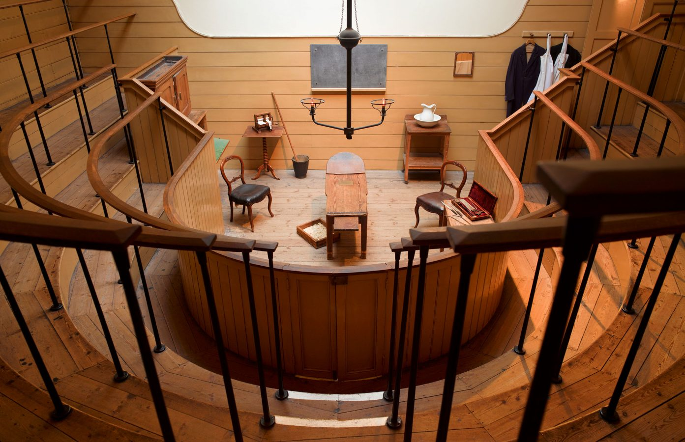 Old Operating Theatre St Thomas Hospital